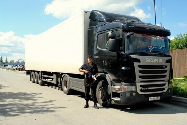 сопровождение и охрана грузов